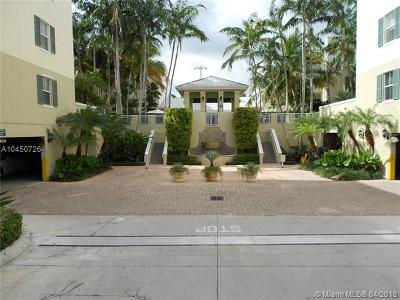 Pinecrest Condo For Sale: 7514 SW 102 St #107