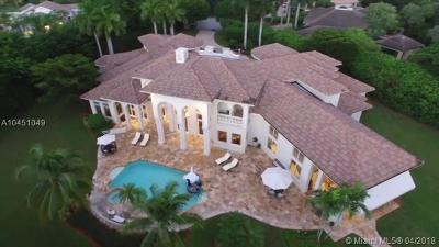 Boca Raton Single Family Home For Sale: 18283 Daybreak Dr