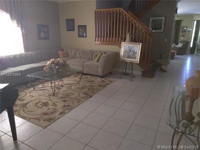 Miramar Single Family Home For Sale: 17905 SW 35 Street