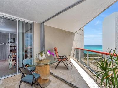 Miami Beach Condo For Sale: 6767 Collins Ave #602