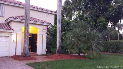 Doral Single Family Home For Sale: 11091 NW 70th St
