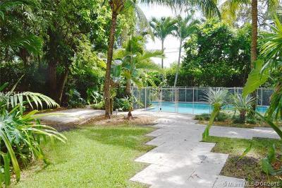 El Portal Single Family Home For Sale: 60 NE 89th St