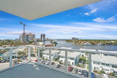 Fort Lauderdale Condo For Sale: 401 N Birch Road #606