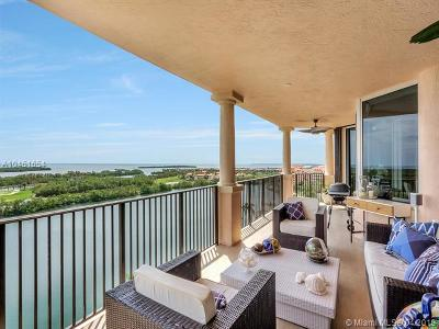 Coral Gables Condo For Sale: 13611 Deering Bay Dr #1003