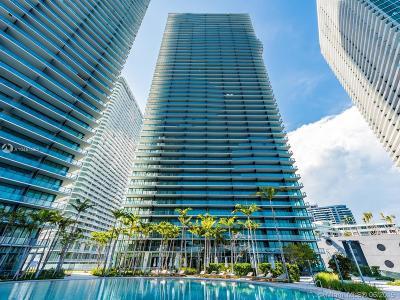 Miami Condo For Sale: 650 NE 32 #4504