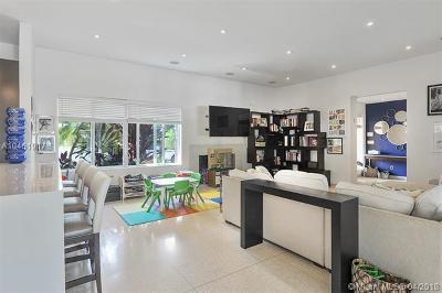 Miami Beach Single Family Home For Sale: 4501 Nautilus Dr