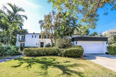 Miami Beach Single Family Home For Sale: 4230 N Bay Rd