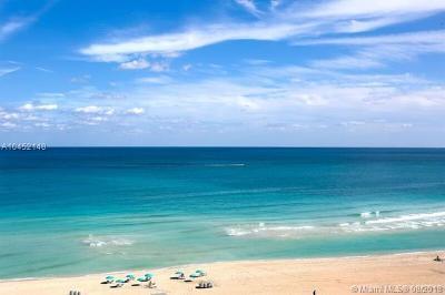 Miami Beach Condo For Sale: 5701 E Collins Ave #1212