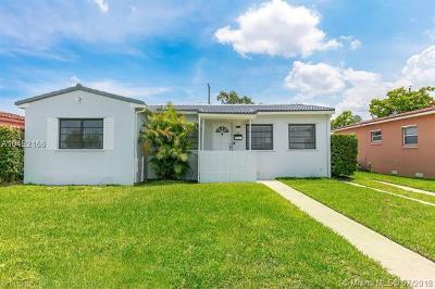 Hialeah Single Family Home For Sale: 70 E 35th St