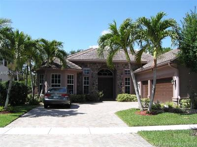 Palm Beach County Single Family Home For Sale: 10440 Trianon Pl