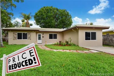 Fort Lauderdale Single Family Home For Sale: 1611 NE 20th St