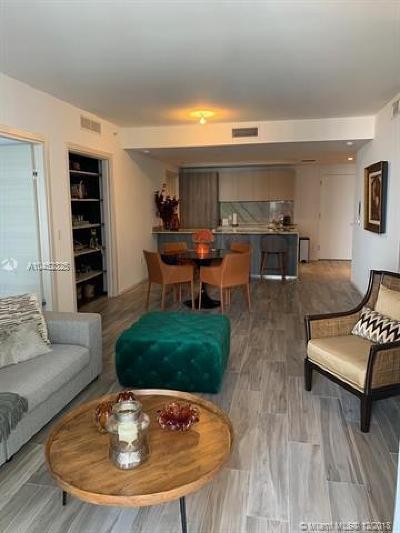 Condo For Sale: 801 S Miami Ave #1810