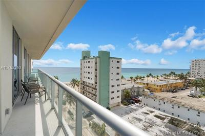 Hollywood Condo For Sale: 777 N Ocean Dr #N609