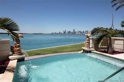 Fisher Island Condo For Sale: 5112 Fisher Island Dr #5112