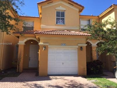Doral Condo For Sale: 8138 NW 108th Ct