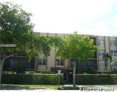 North Miami Condo For Sale: 13455 NE 10th Ave #412