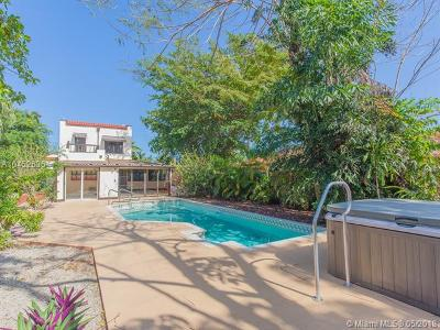 Biscayne Park Single Family Home For Sale: 11612 NE 6th Ave