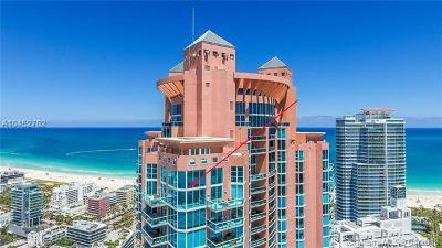 Miami Beach FL Condo For Sale: $9,450,000