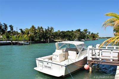 Bay Harbor Islands Condo For Sale: 10000 W Bay Harbor Dr #524