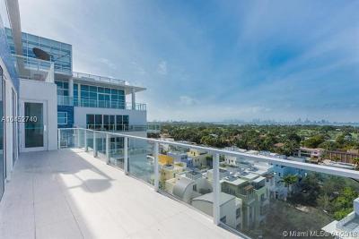 Miami Beach Condo For Sale: 6103 Aqua Ave #1001