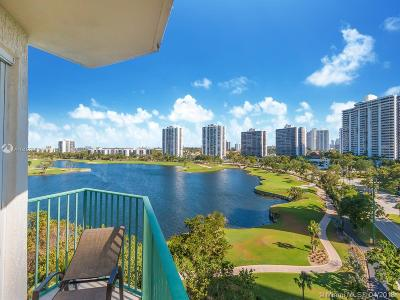 Aventura Condo For Sale: 20000 E Country Club Dr #916