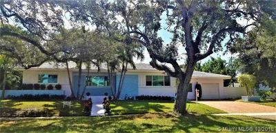 Miami Shores Single Family Home For Sale: 424 NE 103rd St