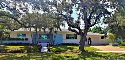 Miami Shores Single Family Home For Sale: 424 NE 103rd St
