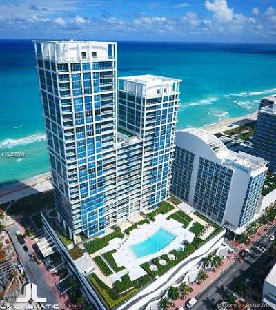 Miami Beach Condo For Sale: 6801 Collins Ave #814
