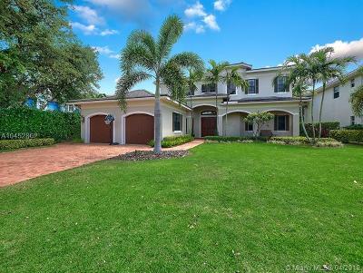 Palm Beach Gardens Single Family Home For Sale: 12888 Inshore Dr