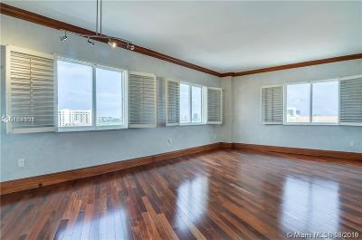 Coral Gables Condo For Sale: 10 Aragon Ave #1016