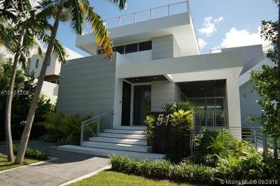 Key Biscayne Single Family Home For Sale: 515 Harbor Dr