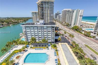 Miami Beach Condo For Sale: 5600 Collins Ave #14T