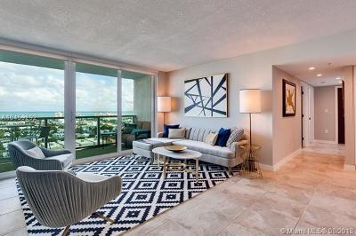 Miami Beach Condo For Sale: 650 West #1908