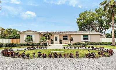 Miami Single Family Home For Sale: 5350 SW 122nd Ave