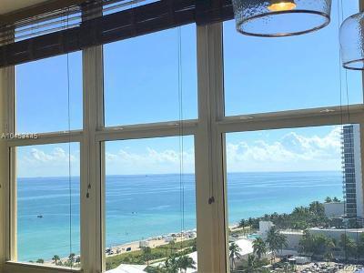 Miami Beach Condo For Sale: 4747 Collins Ave #1214