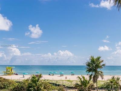 Miami Beach Condo For Sale: 5757 Collins Ave #1802