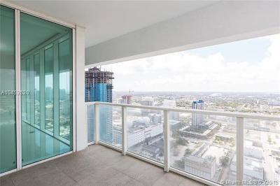 Miami Condo For Sale: 1040 Biscayne Blvd #4006