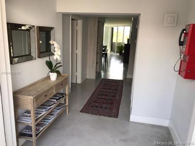 Key Biscayne Single Family Home For Sale: 181 Crandon Blvd