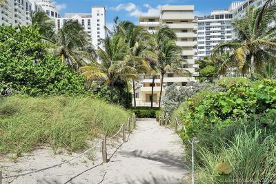 Miami Beach Condo For Sale: 1621 Collins #908