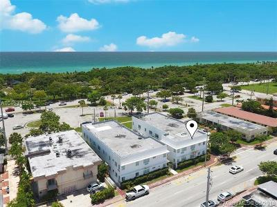 Miami Beach Condo For Sale: 8415 Harding Ave #3