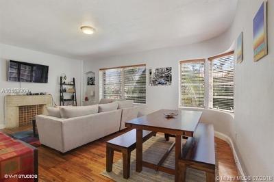 Miami Beach Condo For Sale: 1435 West Ave #4