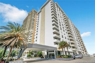 Fort Lauderdale Condo For Sale: 4250 Galt Ocean Dr #12J