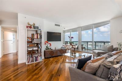 Miami Beach Condo For Sale: 6365 Collins Ave #3911