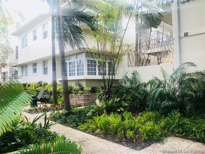 Miami Beach Condo For Sale: 1340 Drexel Ave #406