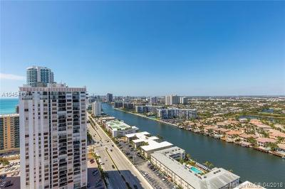 Hollywood Condo For Sale: 2101 S Ocean Dr #LP07