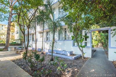 Miami Beach Condo For Sale: 815 Lenox Av #5