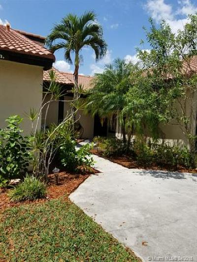 Kendall Rental For Rent: 15227 SW 46th Ln #F- 77