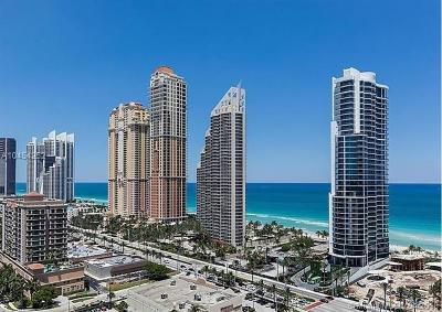 Sunny Isles Beach Condo For Sale: 210 174th St #2411
