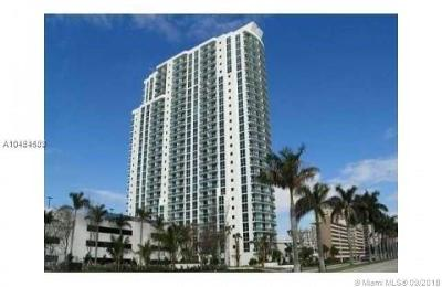 Hallandale Condo For Sale: 1945 S Ocean Dr #1010