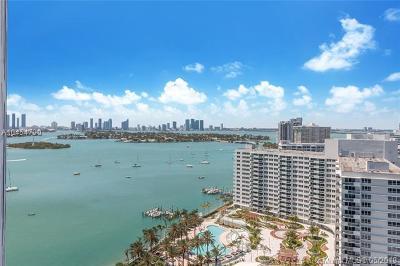 Miami Beach Condo For Sale: 1330 West Ave #2107